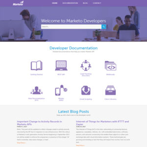Marketo Developers