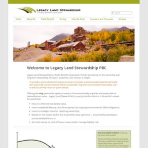 Legacy Land Stewardship