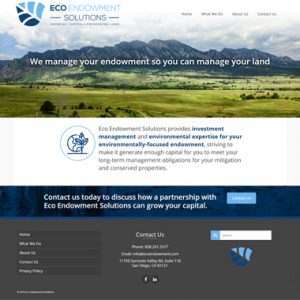 Eco Endowment Solutions