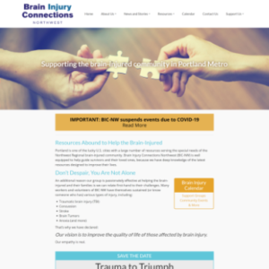 Brain Injury Connections Northwest